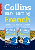 Complete French (Stages 1 and 2) Box Set (Collins Easy Learning Audio Course)