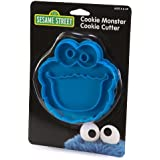 """1 X Sesame Street 4"""" Cookie Monster Cookie Cutter Stamp"""