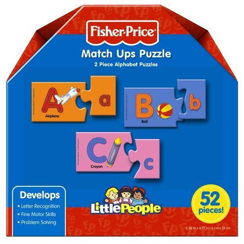 Fisher Price Match Ups Puzzle - 1