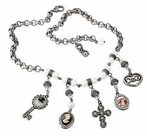 Dolce & Gabbana - Romantic DJ0258 - Collier Femme - Acier inoxydable