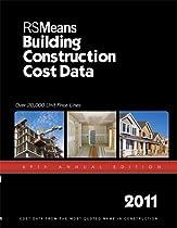 Free RSMeans Building Construction Cost Data 2011 Ebooks & PDF Download