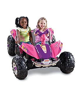 Fisher-Price Power Wheels Dune Racer - Pink
