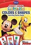 Disney Mickey Mouse Flash Cards (Set…