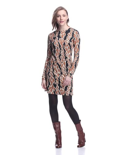 JB by Julie Brown Women's Morgan Printed Shift Dress