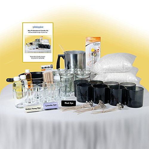 Generalwax.com - Soy Professional Candle Making Kit (Wax Pitcher Candle Making compare prices)