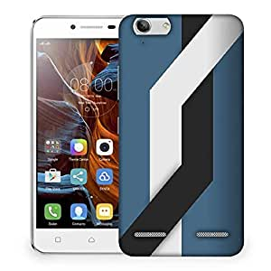 Snoogg in Sync together 2518 Designer Protective Back Case Cover For Lenovo K5 Vibe