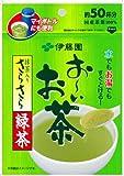お~いお茶 抹茶入りさらさら緑茶 40g