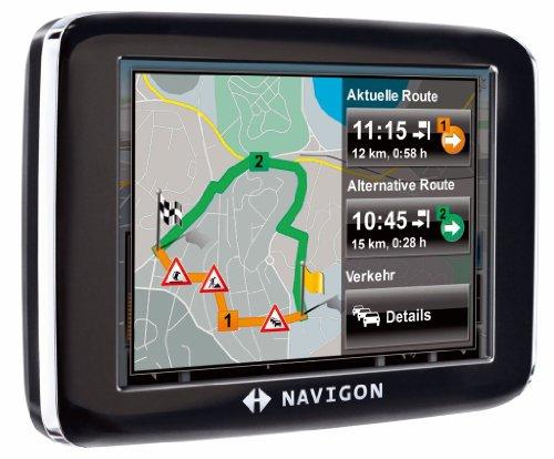 GPS 2310 Europe  Écran 3,5'' (8,89 cm) tactile, info Trafic TMC
