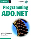 img - for Programming ADO.NET (Gearhead Press) 1st edition by Hundhausen, Richard, Borg, Steven (2002) Paperback book / textbook / text book