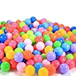 Honory 200pcs Colorful Ball Fun Ball...