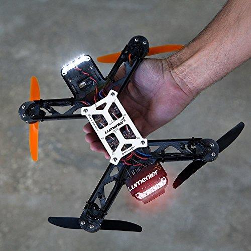Lumenier QAV250-RTF-CF Mini FPV Quadcopter RTF, Carbon Fiber Edition