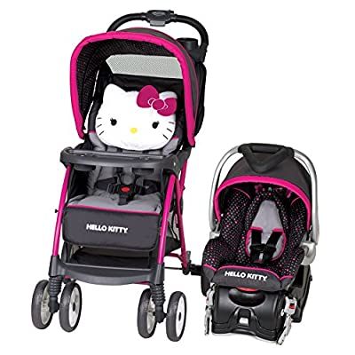 Baby Trend Hello Kitty Venture Travel System, Hello Kitty Polka Dot by Baby Trend that we recomend personally.