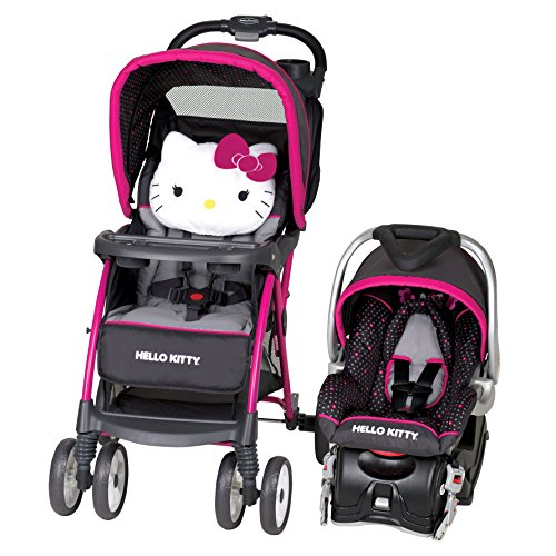 Baby-Trend-Hello-Kitty-Venture-Travel-System-Hello-Kitty-Polka-Dot