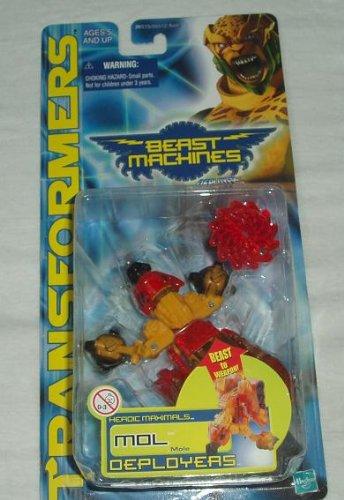 Transformers Beast Machines [SC] mol [red] (japan import) online bestellen