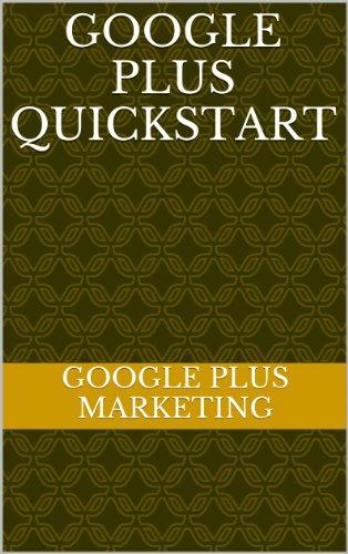 Google Plus Quickstart