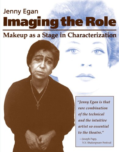 Imaging the Role: Makeup as a Stage in Characterization