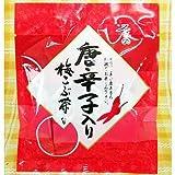 不二の唐辛子入り梅こぶ茶 (スティック2gX10包)X10袋セット