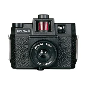 Holga 146120 120 Color Flash Camera