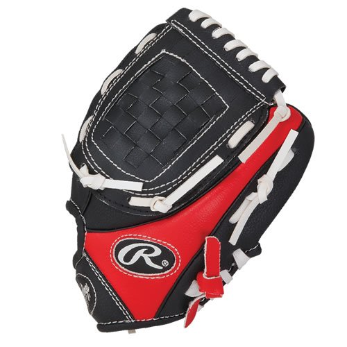 rawlings-players-pl91sb-9-kids-baseball-glove-with-baseball-regular-for-right-handed-throwers