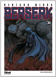 Berserk, tome 34 par Kentaro Miura