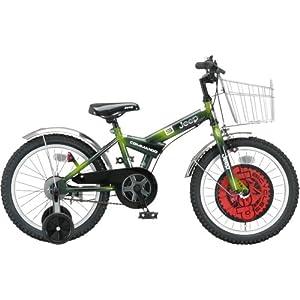 ... 子供用自転車JE-18 グリーン JE-18