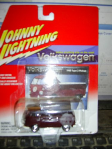 Johnny Lightning Volkwagen 1965 Type 2 Pickup - 1