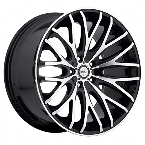 TIS 537MB Wheel with Machined Finish (20x8.5