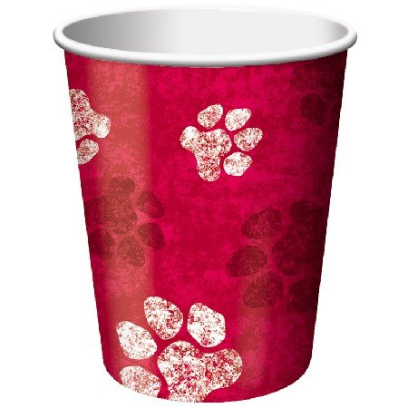 Creative Converting Puppy Party Cups - 8 ct