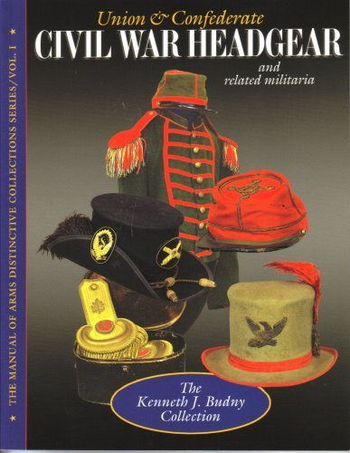 Union & Confederate Civil War Headgear and Related Militaria : The Kenneth J. Budny Collection (The