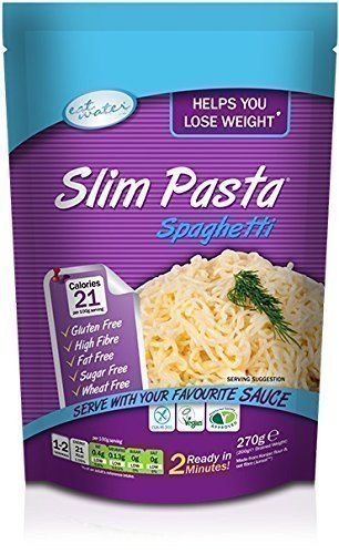 Eat Water Slim Pasta Spaghetti (200g) (Slim Rice compare prices)