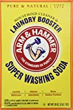 Church & Dwight Co 03020 Arm & Hammer Super Washing Soda 55 oz. (Pack of 3)