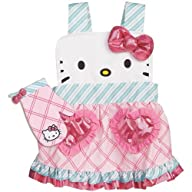 Hello Kitty Apron with Mitten