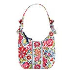 Vera Bradley Olivia Hope Garden Handbag