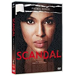 scandal - season 01 (2 dvd) box set dvd Italian Import by kerry washington