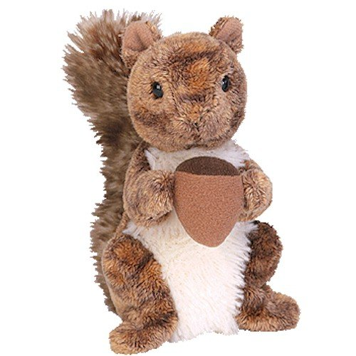 TY Beanie Baby - NUTTY the Squirrel [Toy] - 1