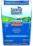 Natural Balance Ultra Premium Formula Dog Food, 5-Pound Bag, 1 pack