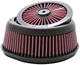 K&amp;N YA-2506XD Yamaha/Suzuki High Performance Replacement Air Filter