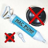 【マックオリジナル エアコンドレンクリーナー MACPUMP 1型】 サクションポンプ ドレンホースクリーナー