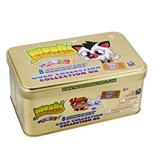 Moshi Monsters Gold Collection Moshlings Card Game
