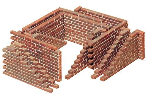 Tamiya Models Brick Wall Set - 1