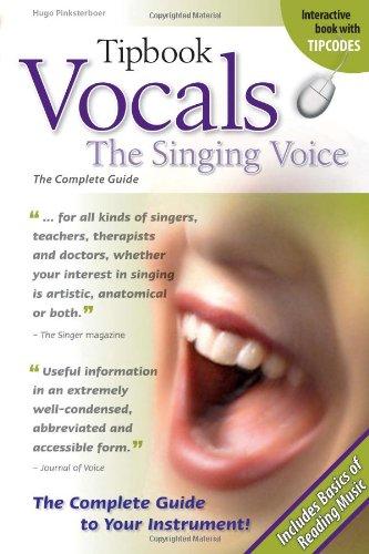 Tipbook Vocals: The Singing Voice