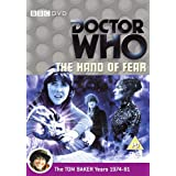 Doctor Who - The Hand of Fear [DVD] [1976]by Tom Baker