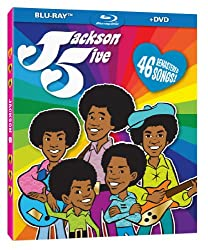 Jackson Five: The Completed Animated Series BD/Combo [Blu-ray]