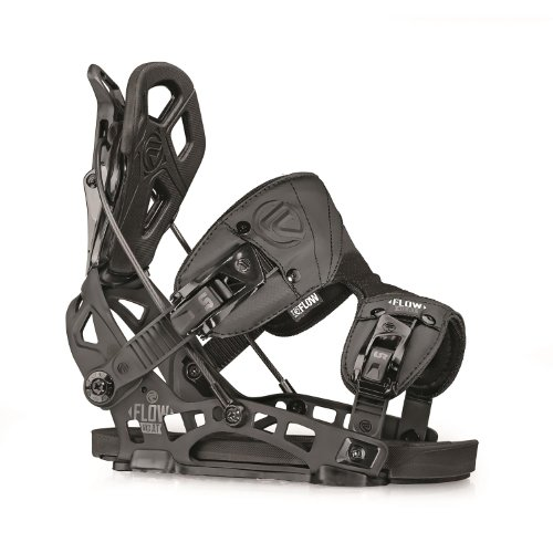 Flow NX2-AT Snowboard Binding – Men's Black X-Large