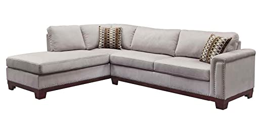 Reversible Sofa Chaise Sectional