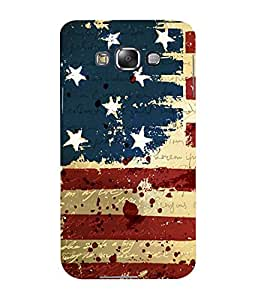 Mental Mind 3D Printed Plastic Back Cover For Samsung Galaxy E5- 3DSAME5-G648