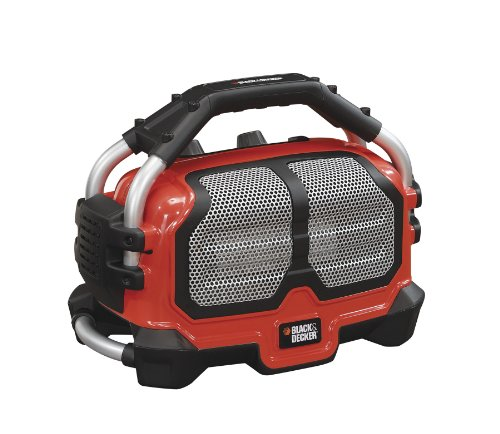 Black & Decker Ceramic Utility Heater BDH-D16