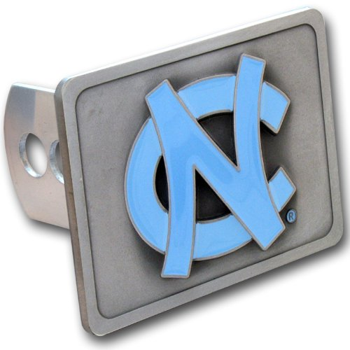 North Carolina Tar Heels College Trailer Hitch Cover (Unc Tow Hitch Cover compare prices)