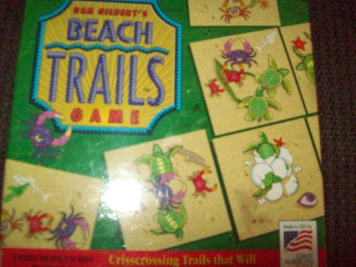 Beach Trails Puzzle - 1