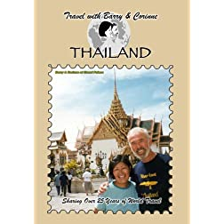 Travel with Barry & Corinne to Thailand